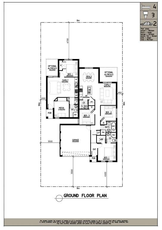 Alpine Design Single Facade Brolen Homes