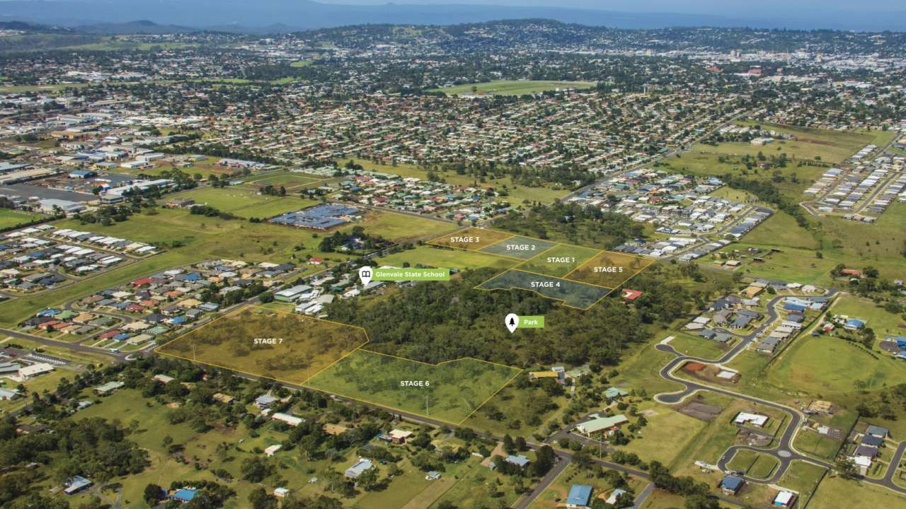 Park Hill Estate Toowoomba