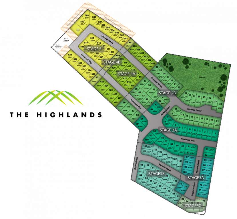 The Highlands Project Bahrs Scrub