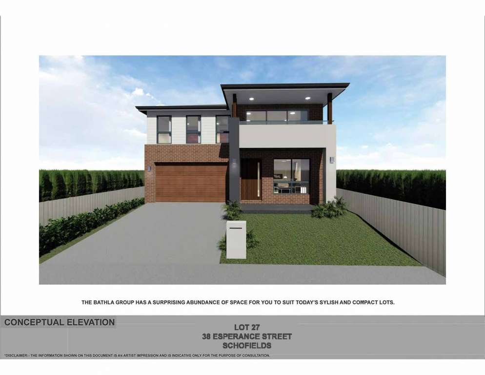Gordon Road Project Schofields