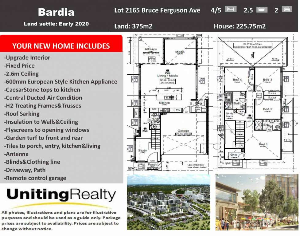 Parkside at New Breeeze Estate Bardia