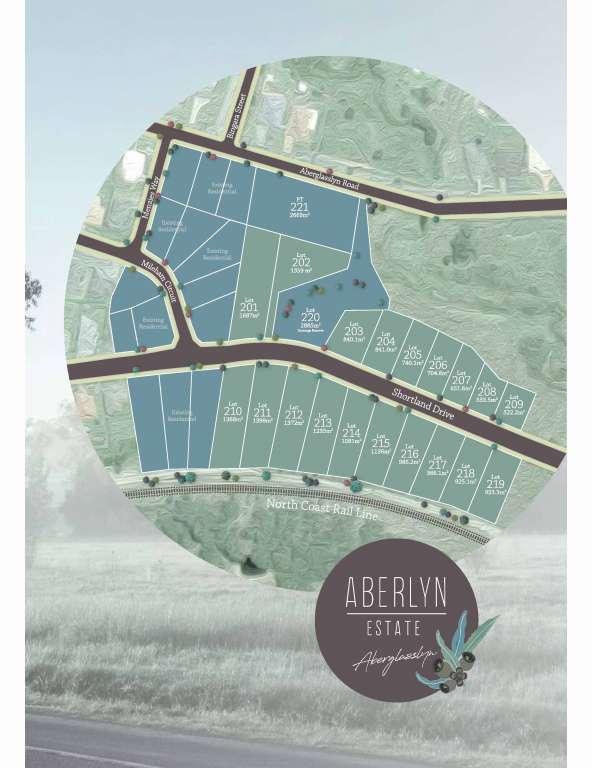 Aberlyn Estate Aberglasslyn
