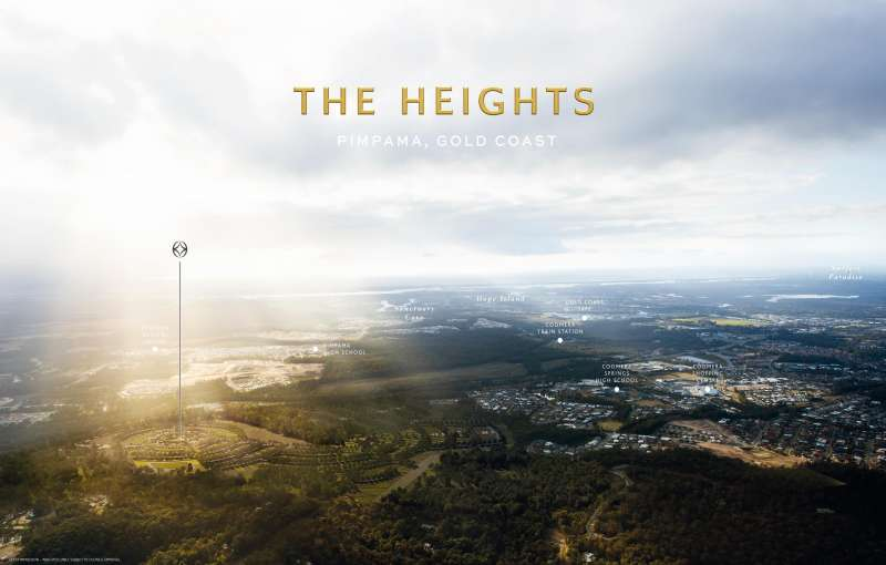 The Heights Estate Pimpama