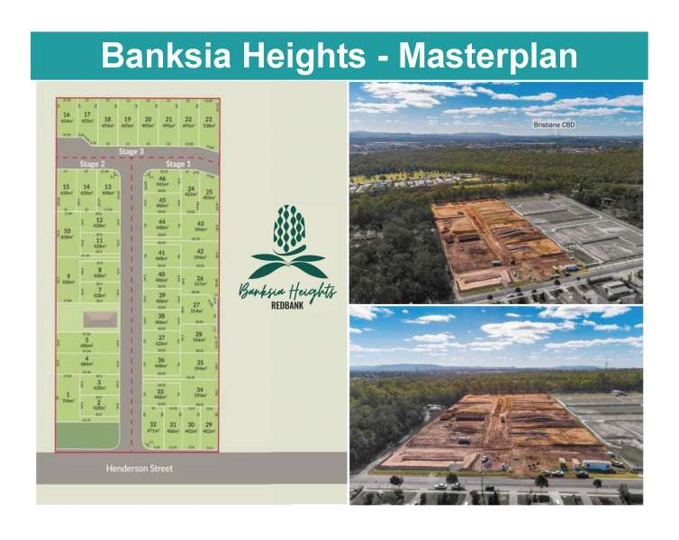 Banksia Heights Estate Redbank