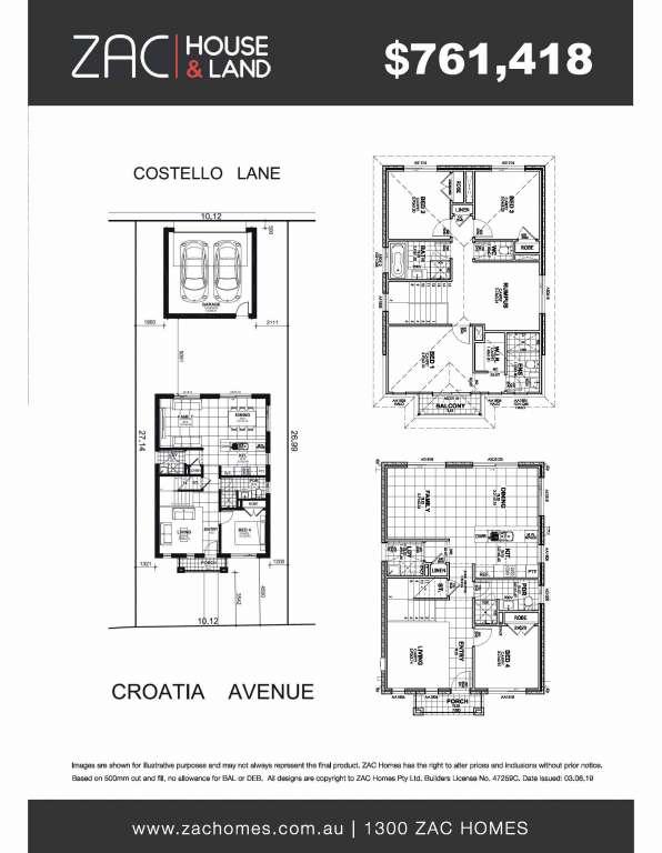 Croatia Court Estate Edmondson Park
