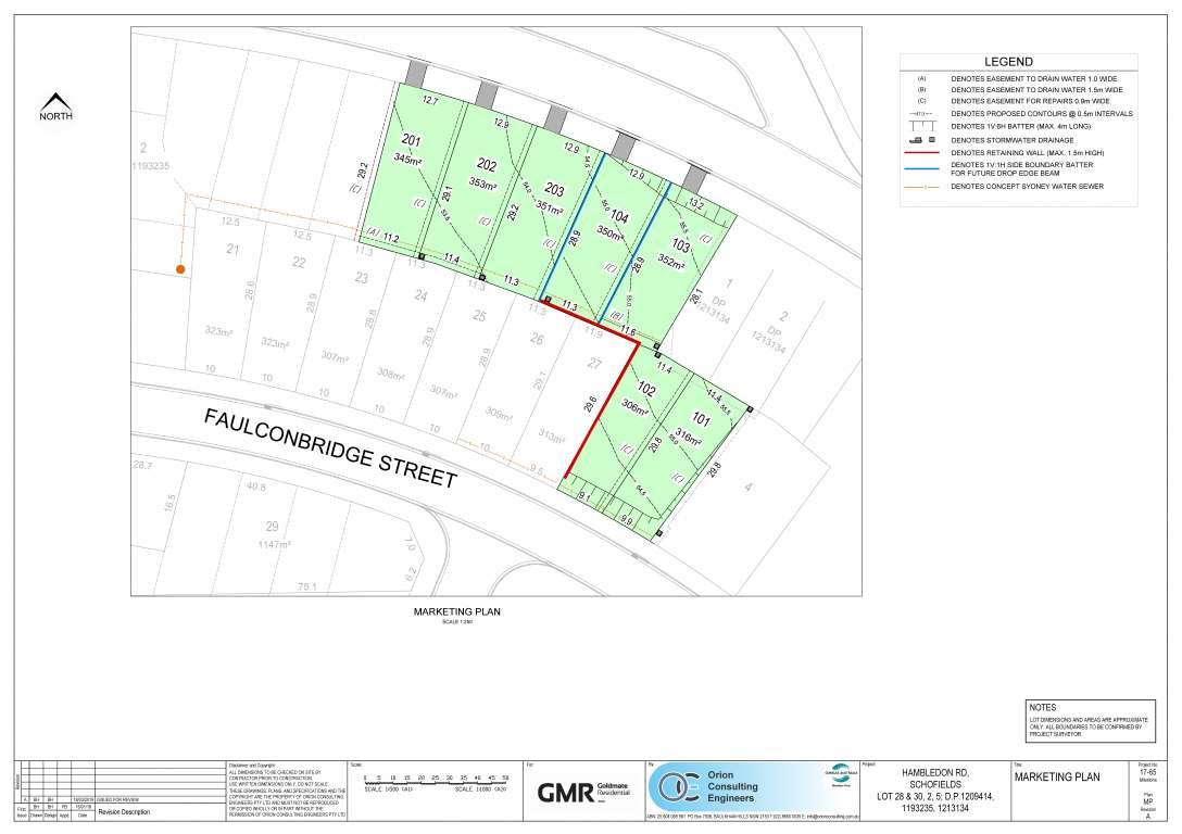 Faulconbridge Street Estate The Ponds