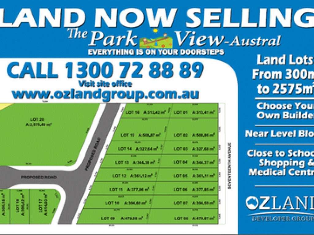 The Park View Estate Austral