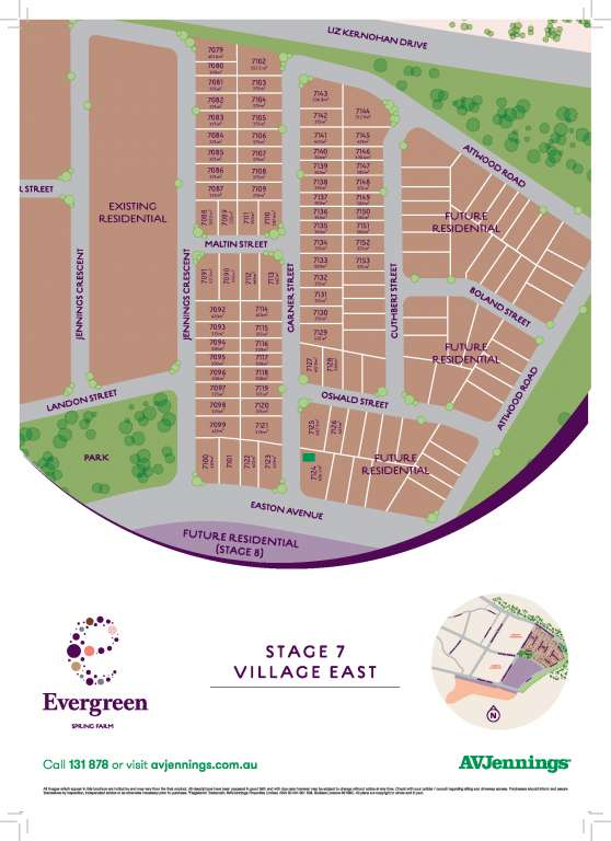 Evergreen Estate Spring Farm