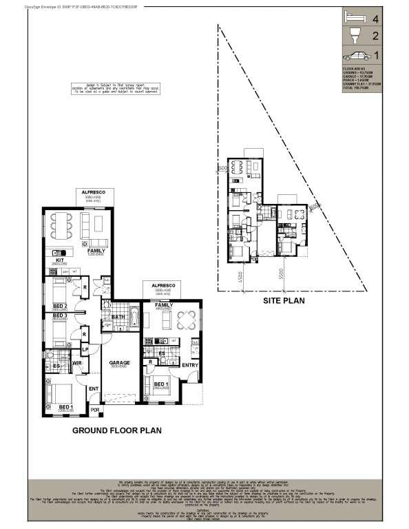 Santa Monica 3 Design Single Façade Brolen Homes