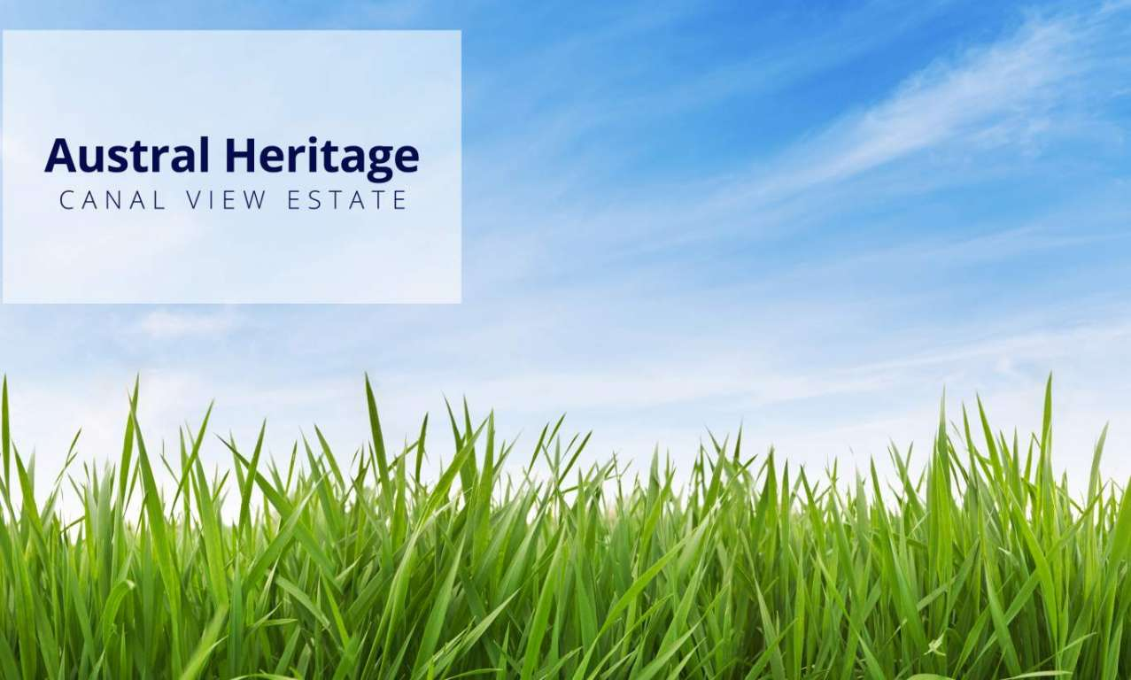 Heritage Canal View Estate Austral
