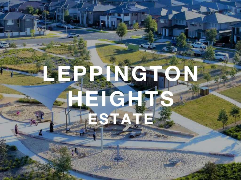Leppington Heights Estate Leppington