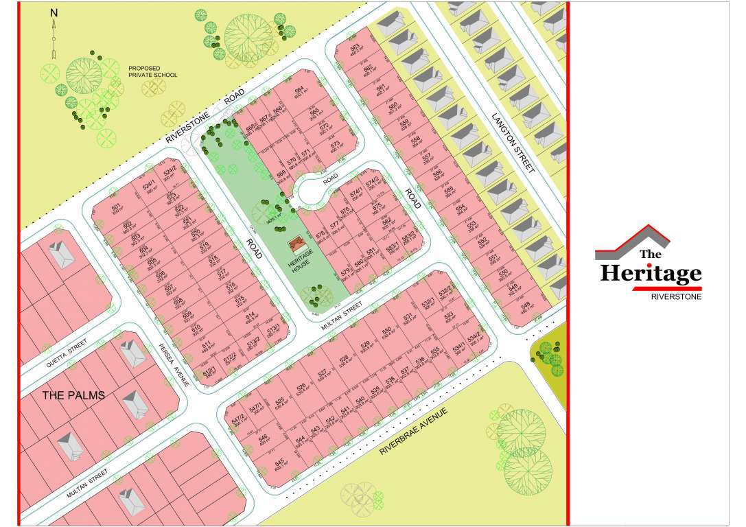 The Heritage Estate Riverstone