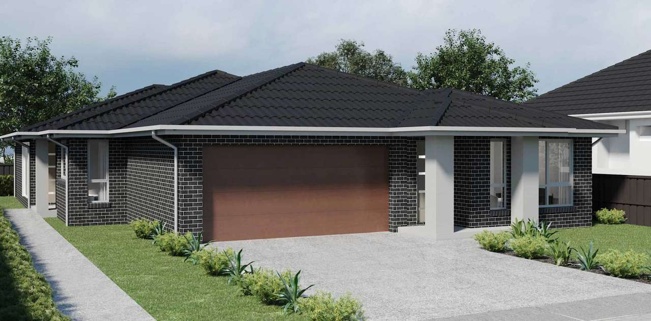 Custom 25 Design Single Facade Brolen Homes