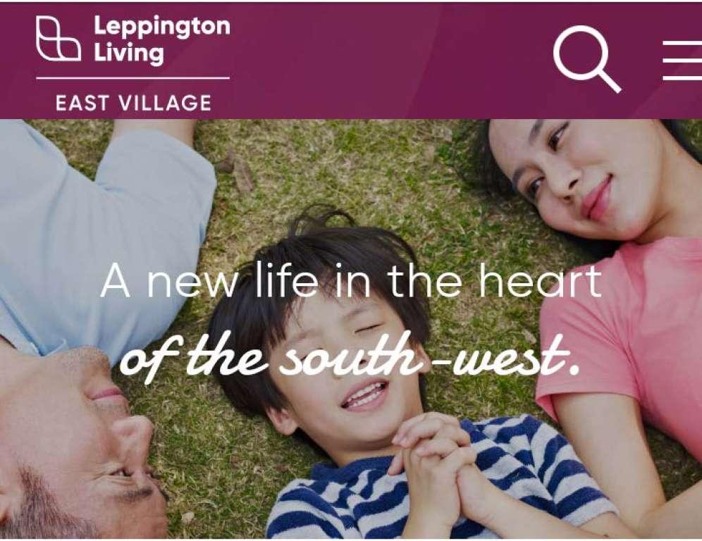 East Village Estate Leppington