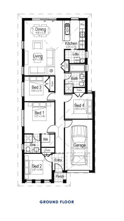 Lynx Design Classic Facade Star Homes