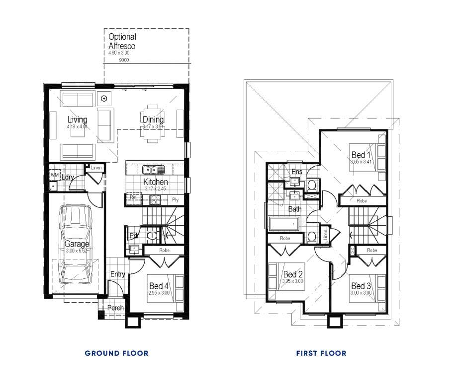 Nova Design Contemporary Facade Star Homes