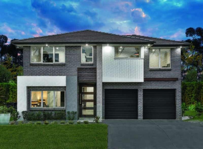 Bellbird Series 3 Design Double Facade Eagle Homes