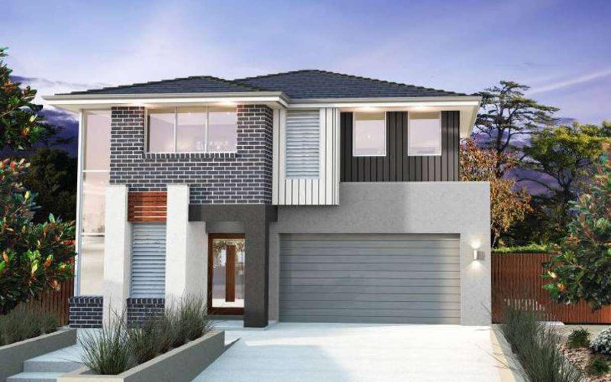 Currawong Design Double Facade Eagle Homes