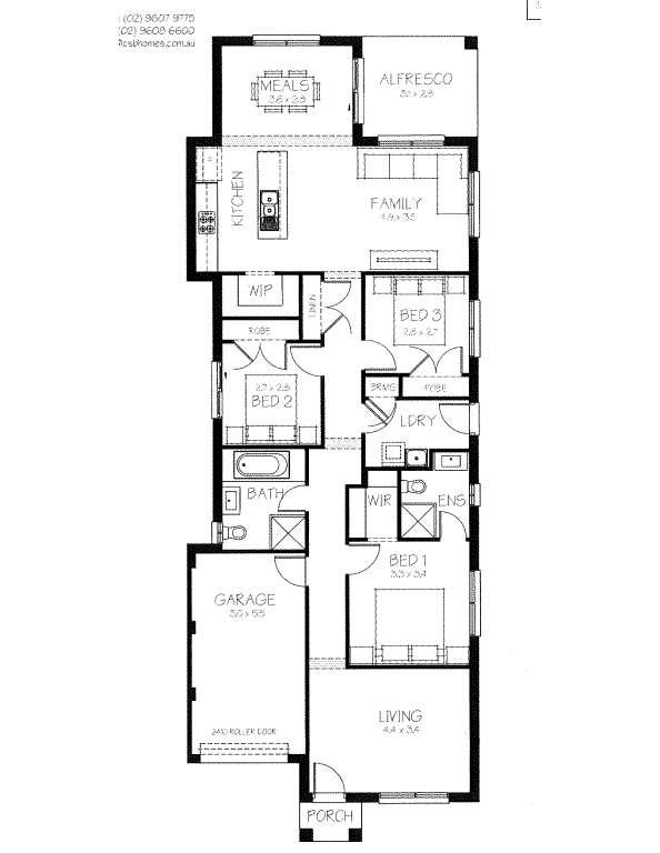 Laila 17 Design Single Facade CSB Homes