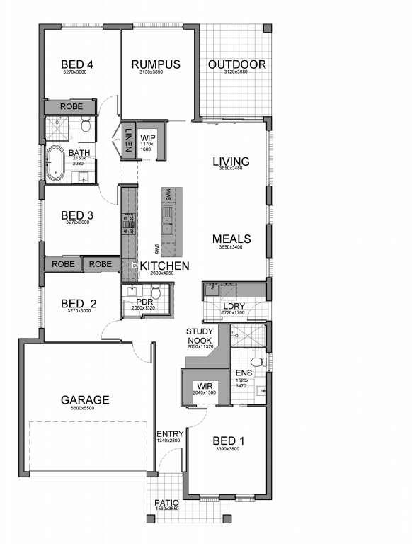 Atlantis Design Single Facade Designer Living Homes