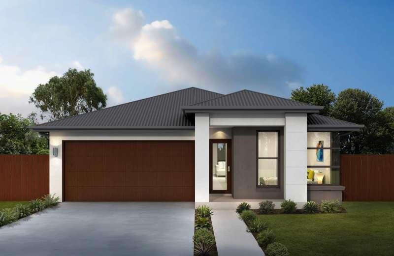 Rawlings Design Single Facade Designer Living Homes