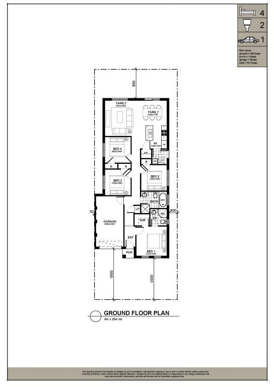 PAIG Design Single Facade Brolen Homes