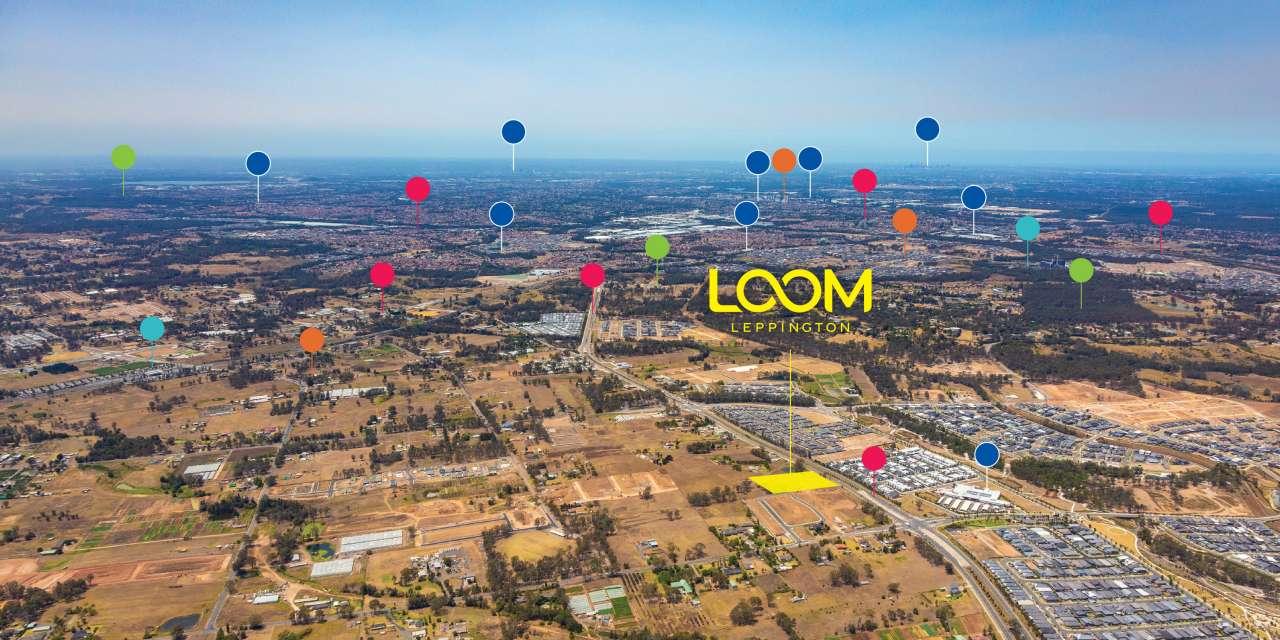 Loom Estate Leppington