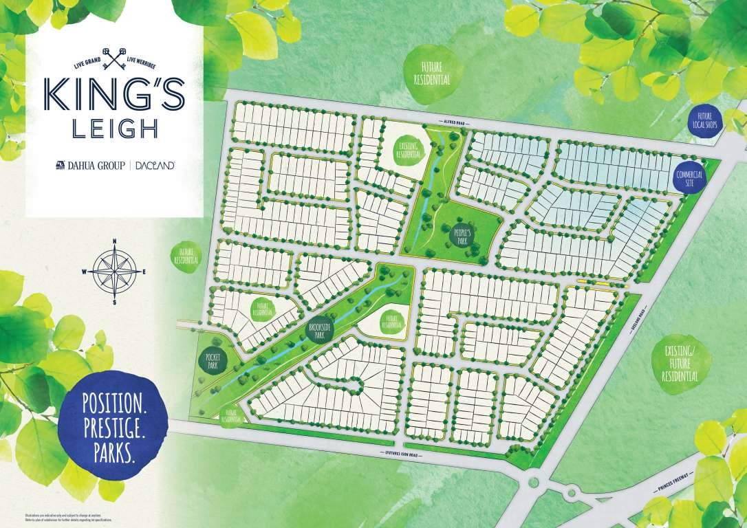 Kings Leigh Estate Werribee