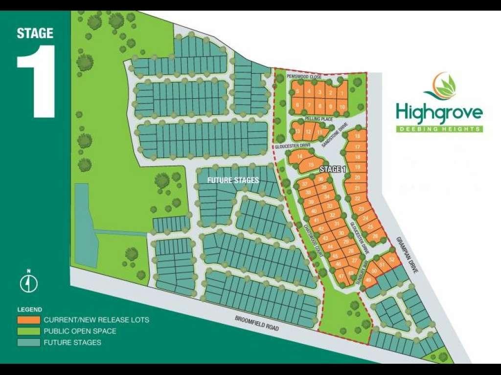 Highgrove Estate Deebing Heights