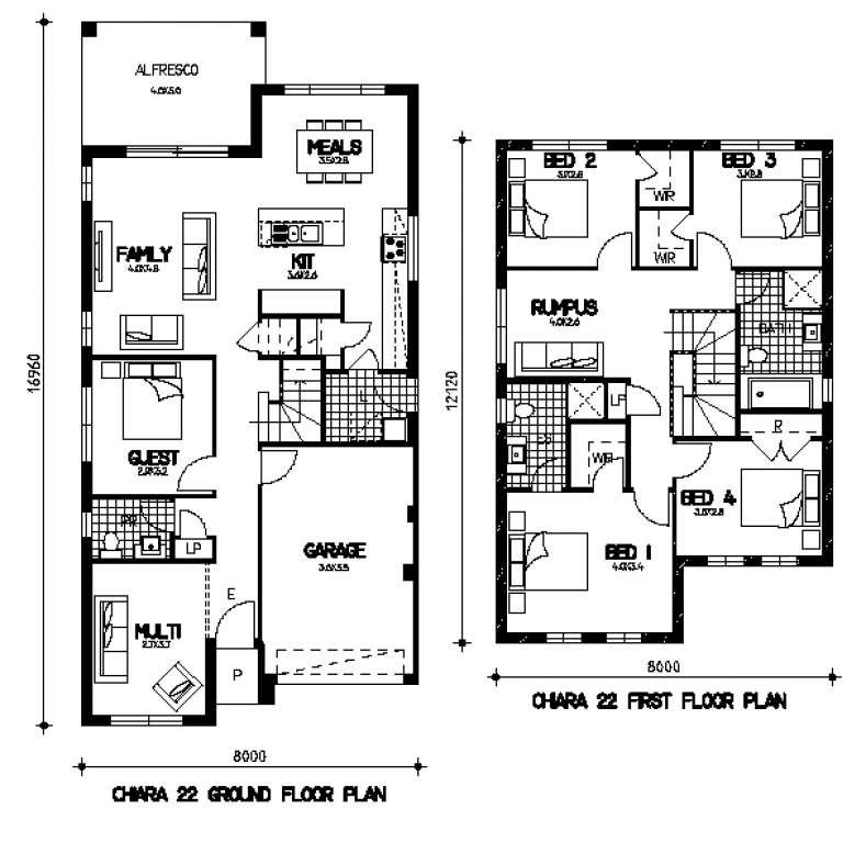 Poala Design Double Facade CSB Homes