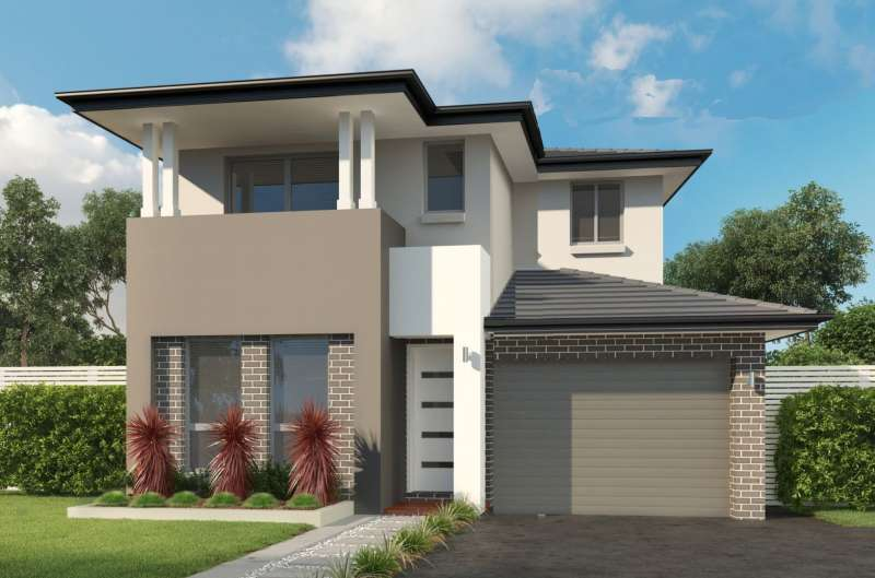 Leah 18 Design Double Facade CSB Homes