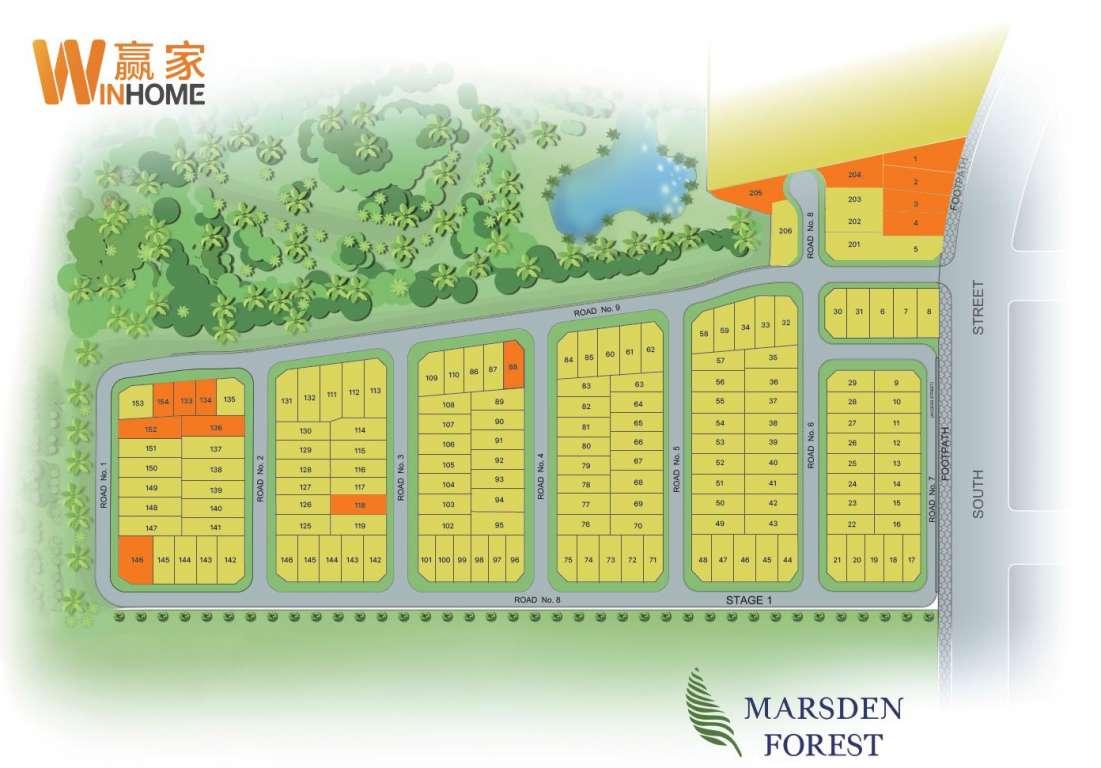 Marsden Forest Estate Marsden Park