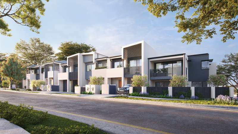 Dahlia Residences Project Schofields