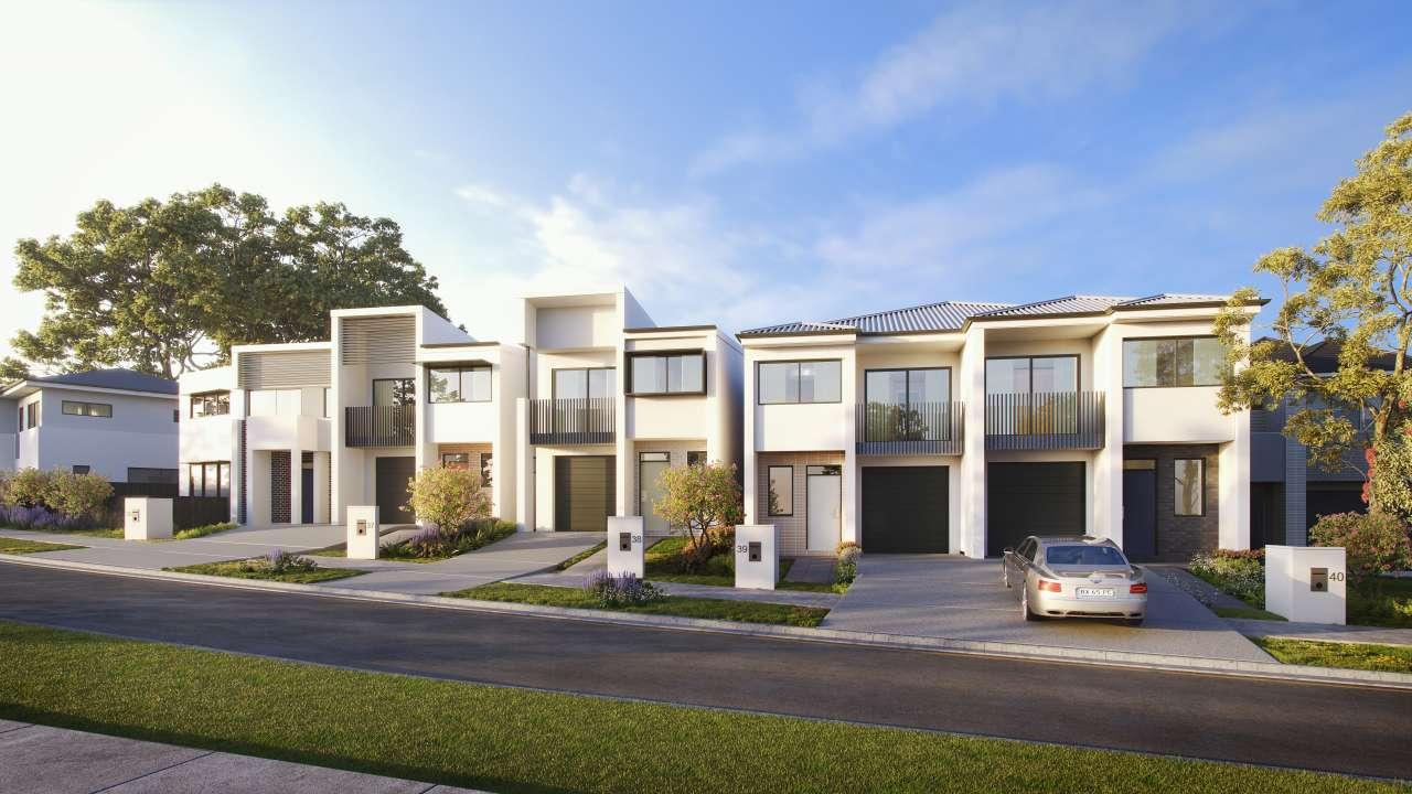Dahlia Residences Project Schofields