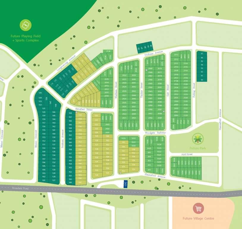 Albert Park Estate Box Hill