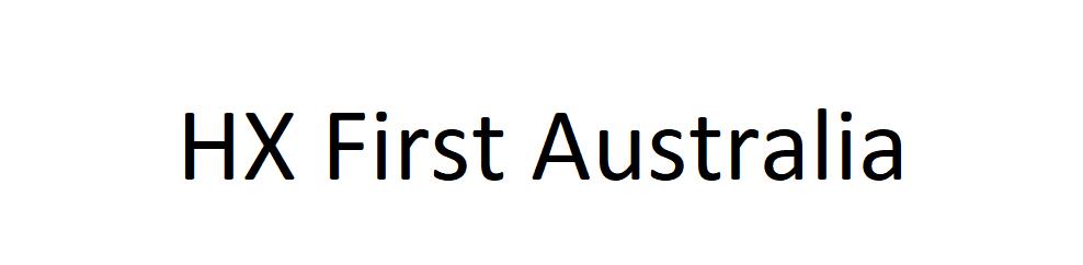 HX First Australia