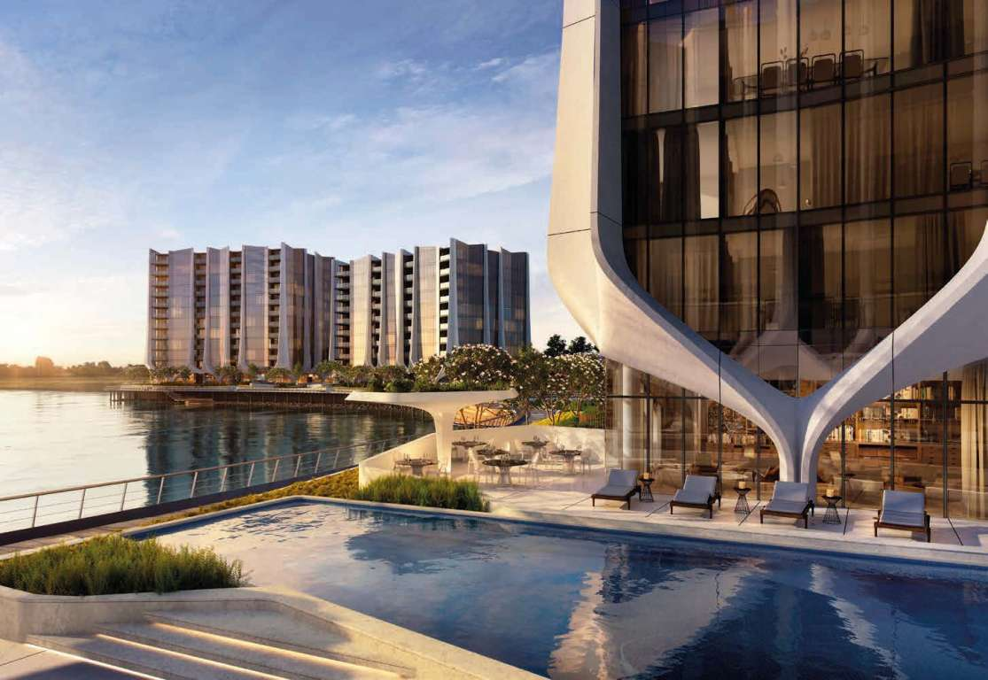 The Lanes Residences Project Mermaid Waters
