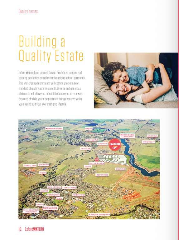 Exford Waters Estate Melton South