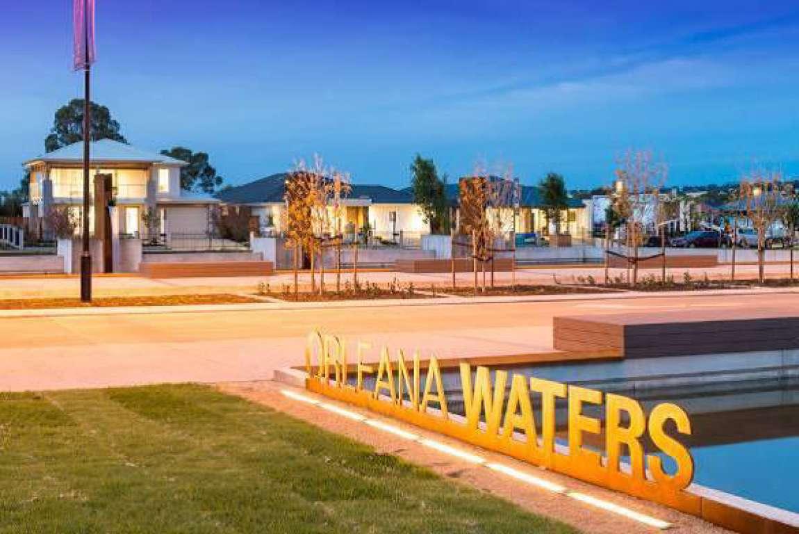 Orleana Waters Project Evanston Gardens