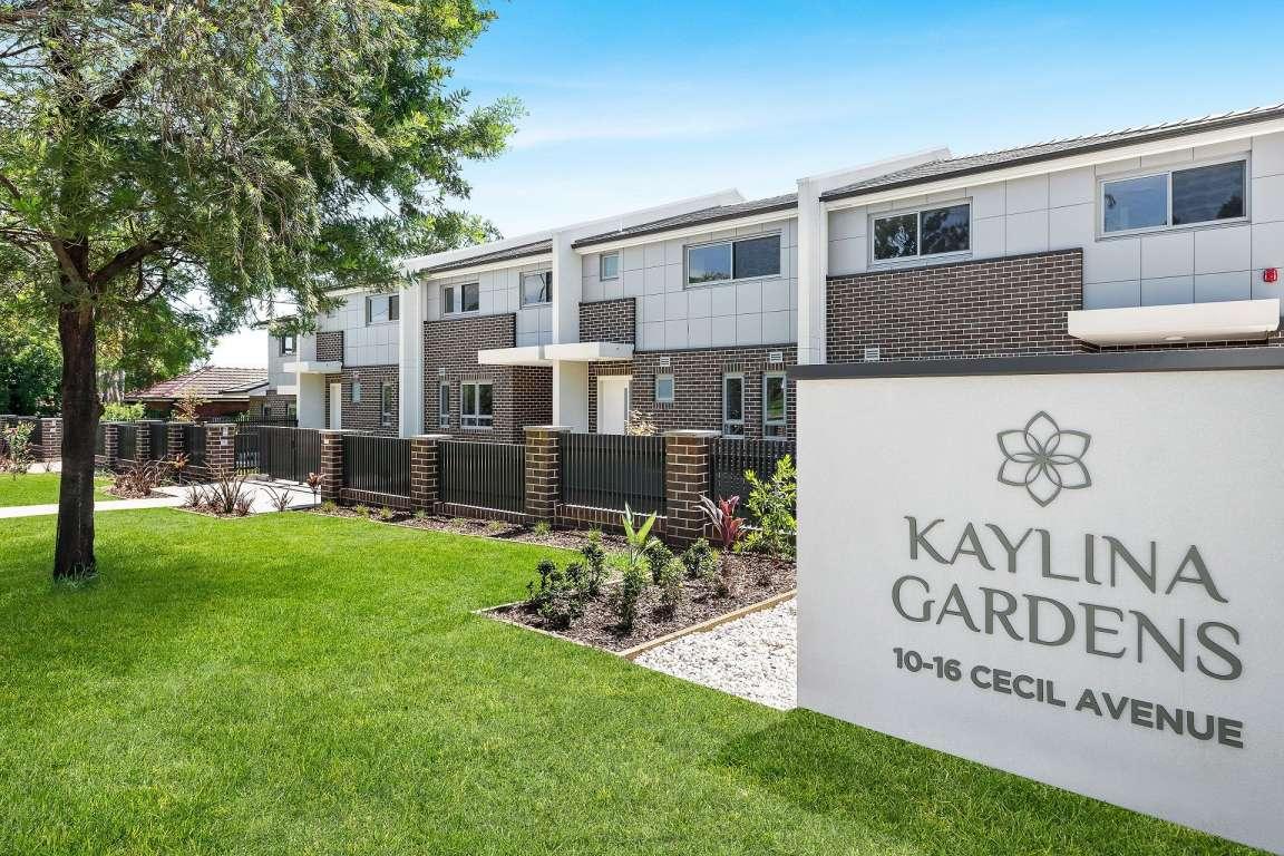 Kaylina Gardens Project Castle Hill