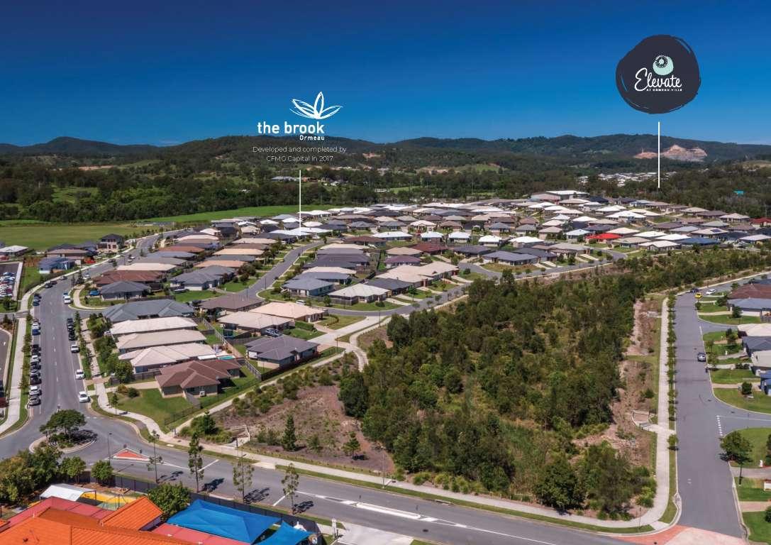 Elevate Estate Ormeau Hills
