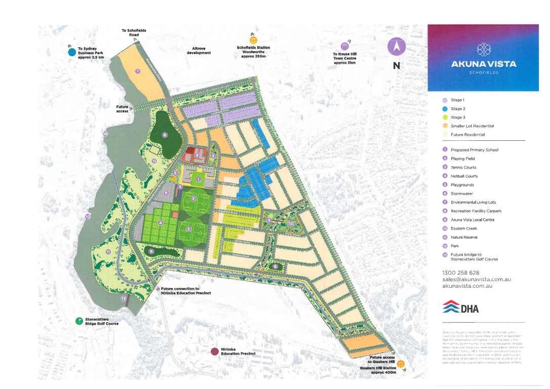 Akuna Vista Project Schofields
