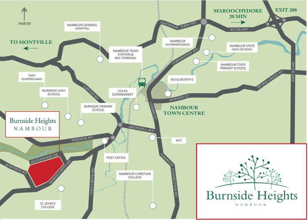 Burnside Heights Estate Nambour