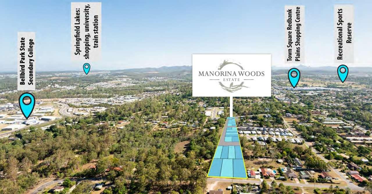 Manorina Woods Estate Bellbird Park