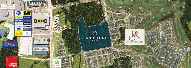 Sandstone Ridge Estate Colebee