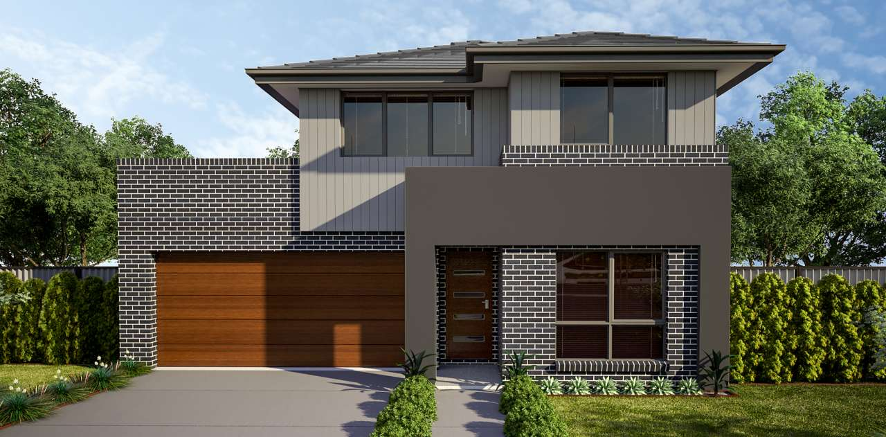 Macarthur 24 Design Double Facade Brolen Homes