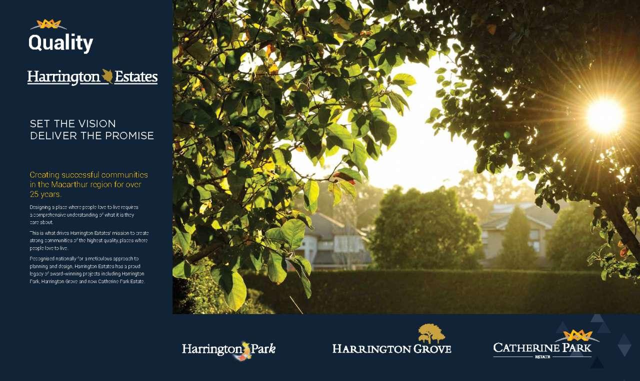 Catherine Park Estate Catherine Field