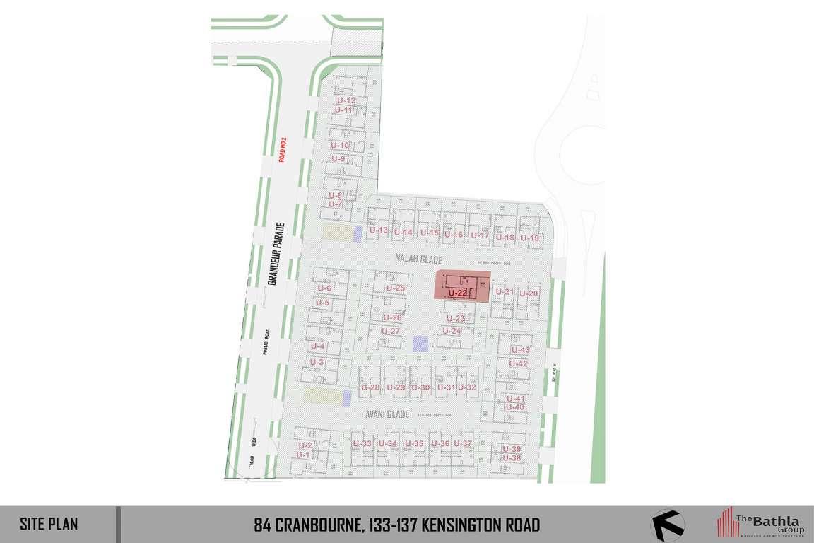 Cranbourne Street Project Riverstone