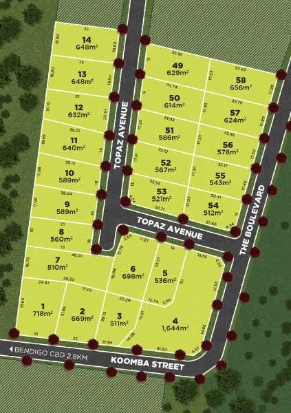 Peppercorns Estate White Hills