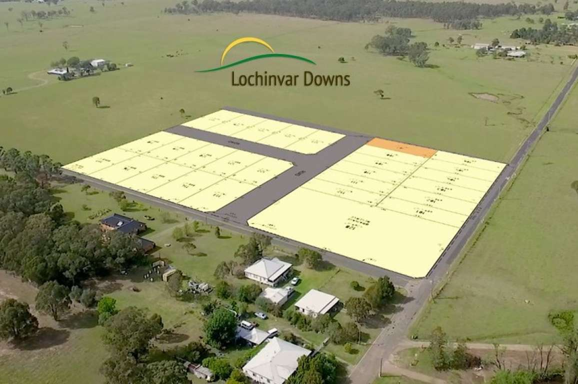 Lochinvar Downs Estate Lochinvar
